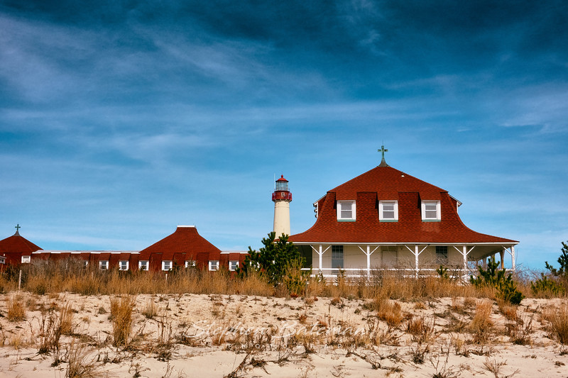 Nunnery at Cape May Point