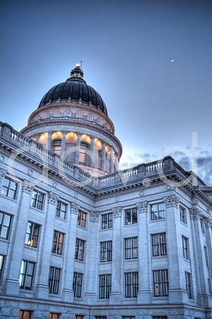 Capitol Hill of Utah