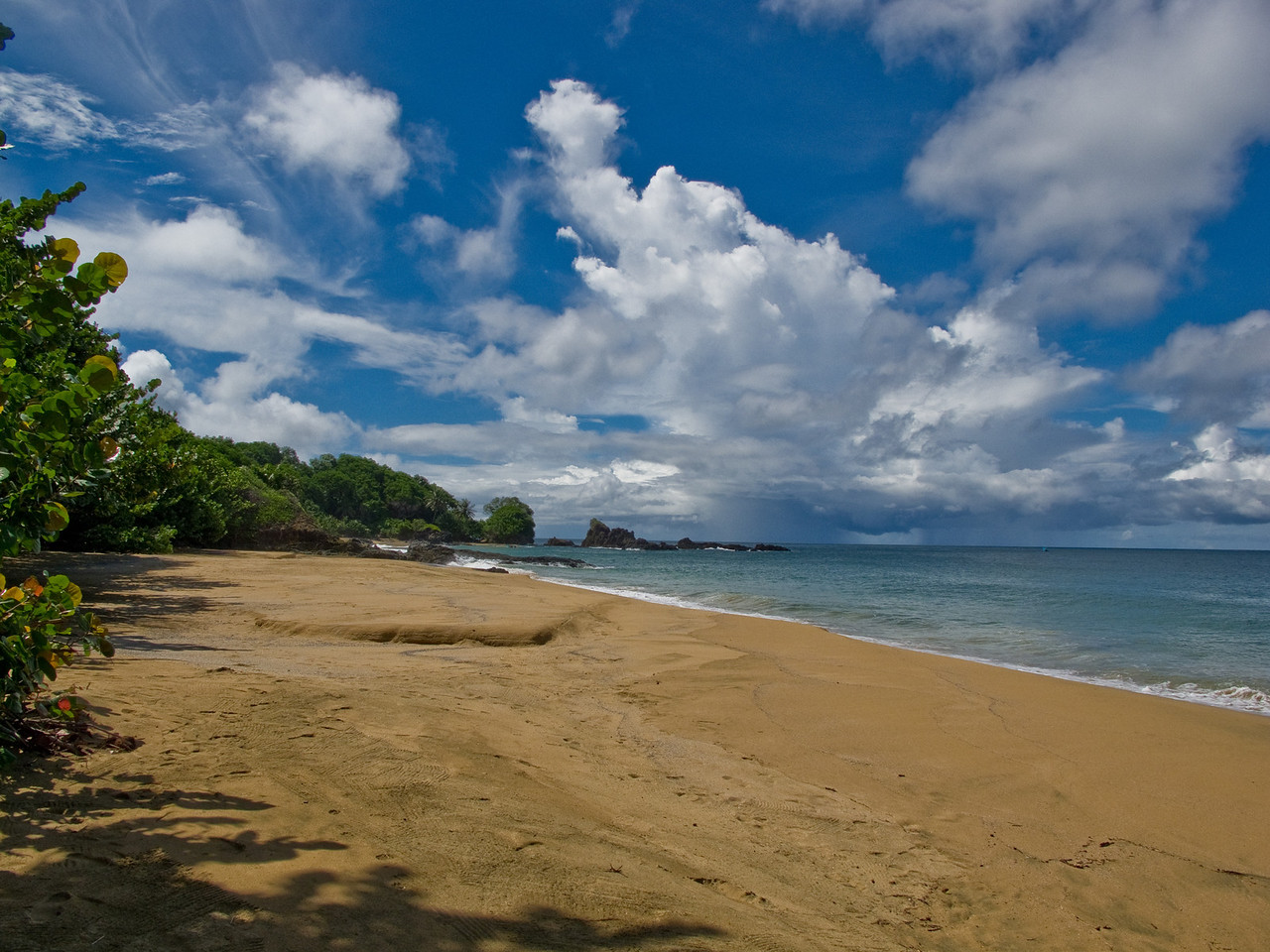 Buccoo Beach, Tobago