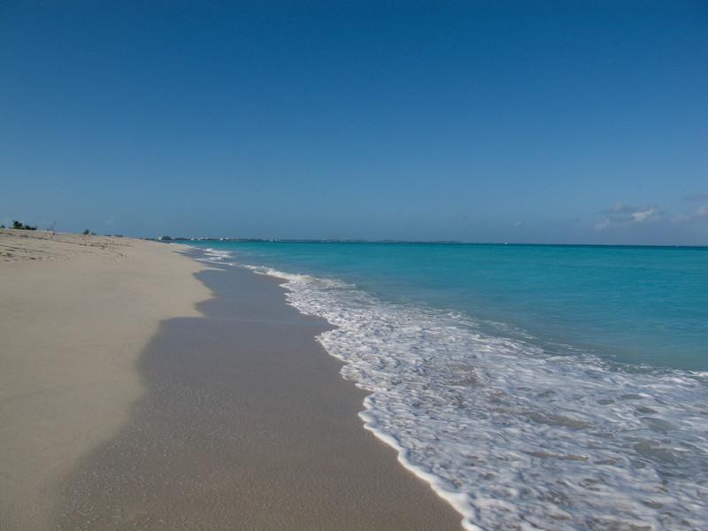 Pelican Beach, TCI