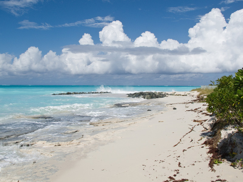 Pelican Beach, Turks and Caicos Islands