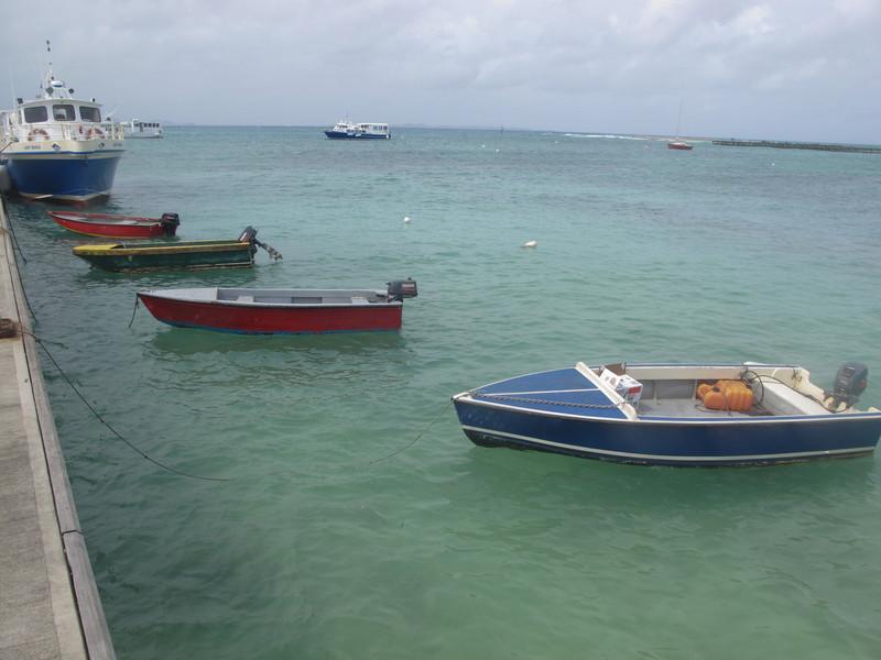 Port on Anguilla