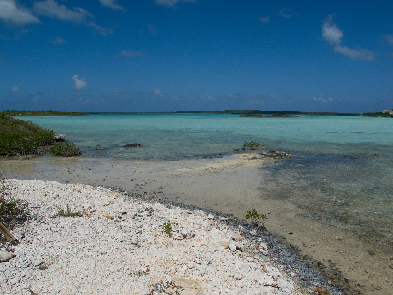 Chalk Sound NP, TCI