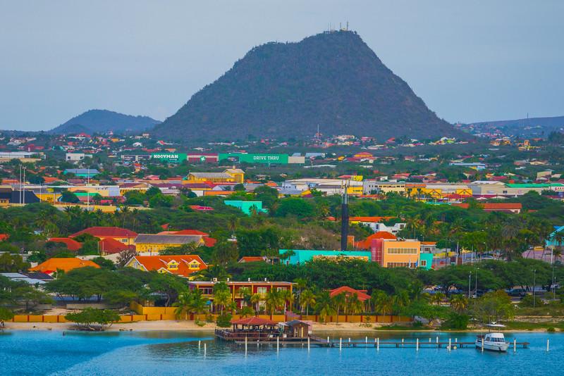 The Tropical Flavor Of Aruba - Aruba, Caribbean Islands