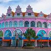 The Pinnacle Of Aruba In Color - Aruba, Caribbean Islands