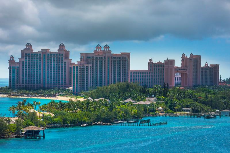 The Atlantis Resort In The Bahamas - Nassau, Bahamas, Caribbean