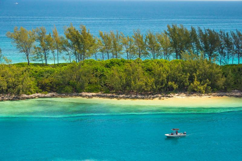 The Inlet Of Bahamas - Nassau, Bahamas, Caribbean