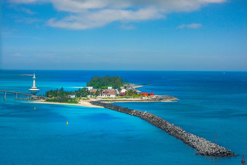 The Outskirt Islands Outside Nassau - Nassau, Bahamas, Caribbean
