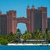 Parked Outside The Atlantis - Nassau, Bahamas, Caribbean