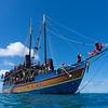 Party Pirate Ship Bridgetown, Barbados, Caribbean Islands