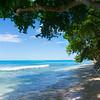 A Quiet Breeze And Azure Water Bridgetown, Barbados, Caribbean Islands