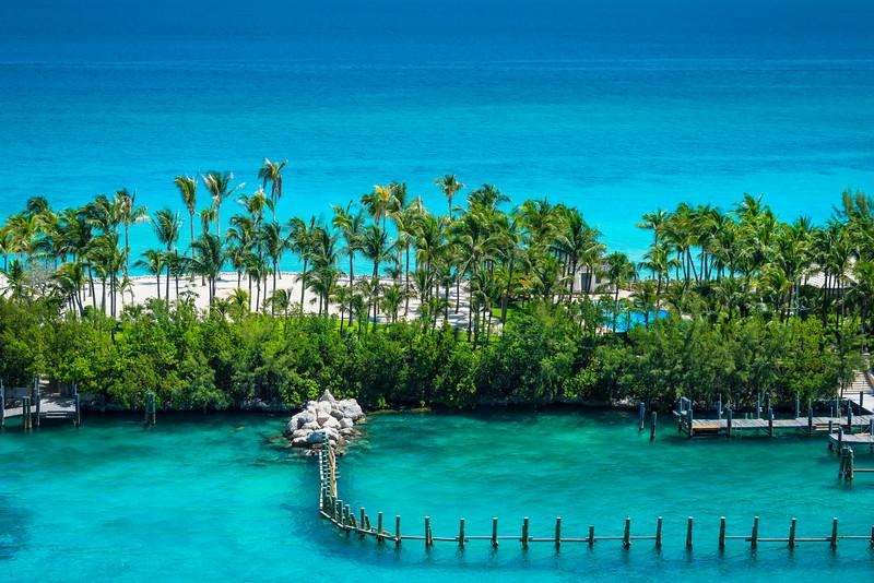 The Lost Piers Of The Bahamas - Nassau, Bahamas, Caribbean