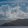 Sailing In The Caribbean Sea - Virgin Gorda, British Virgin Islands, Caribbean
