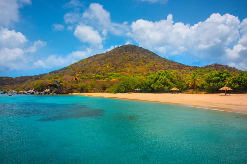 The Island Of Virgin Gorda - Virgin Gorda, British Virgin Islands, Caribbean