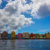Curacao From Across The Channel - Curacao, Caribbean Islands
