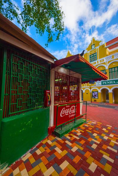 The Old Town Of Curacao - Curacao, Caribbean Islands