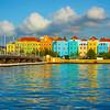 Crossing The Bridge Into A Colorful Curacao - Curacao, Caribbean Islands
