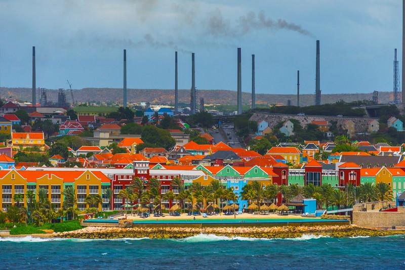 Shoreline Hotels In Curacao - Curacao, Caribbean Islands
