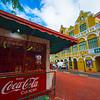 Crossroads Of Color - Curacao, Caribbean Islands