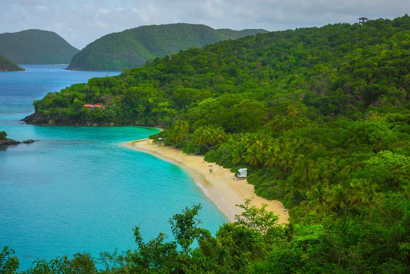 Secluded Walk Along The Stunning Beach Of St Johns _ St Johns, Caribbean Islands
