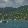 Sailing In St Thomas _ St Johns, Caribbean Islands
