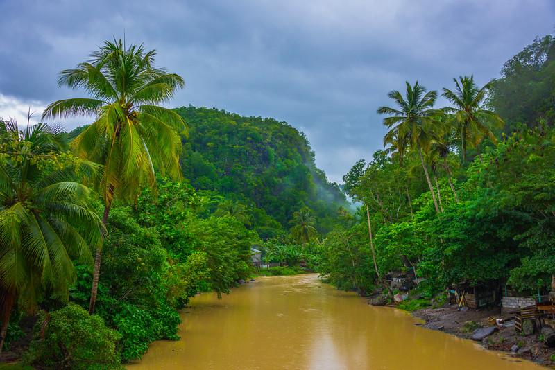 Rivers Run Through It In St Lucia St Lucia, Caribbean Islands