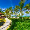 Sharkies Entrance During Day - Grace Bay, Providenciales, Turks & Caicos, Caribbean
