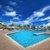 Turks & Caicos Club Med Pool - Grace Bay, Providenciales, Turks & Caicos, Caribbean