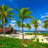 Sailing Shack At Club Med - Grace Bay, Providenciales, Turks & Caicos, Caribbean