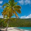 Looking Down The Beach -  Charlotte Amalie , St. Thomas, US Virgin Islands