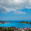 Overlooking St Thomas And The Cruise Ships -  Charlotte Amalie , St. Thomas, US Virgin Islands