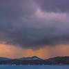 Thunder Clouds At Sunset -  Charlotte Amalie , St. Thomas, US Virgin Islands