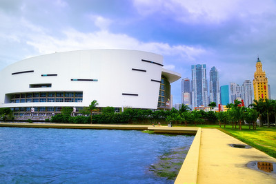 American Airlines Arena-Miami, Florida