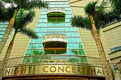 Adrienne Arsht Center-Miami. Florida