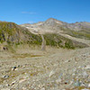 360 degree panorama at Mt. Quanstrom.