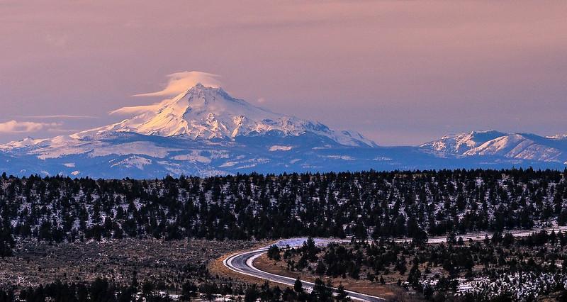 Mount Jefferson, Thanksgiving