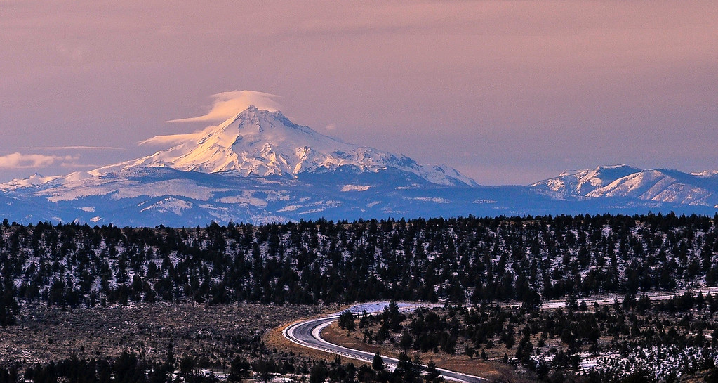 Mount Jefferson, Thanksgiving