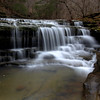 Small Cascade, South Fork Mill Creek, Arkansas