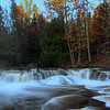 Cascades,Middle Branch Ontonagon River, Michagan