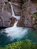 Lower Falls; Johnston Canyon