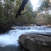 Unnamed Cascade on Big Laurel Creek, Bridgestone / Firestone Centennial Wilderness, Tennessee