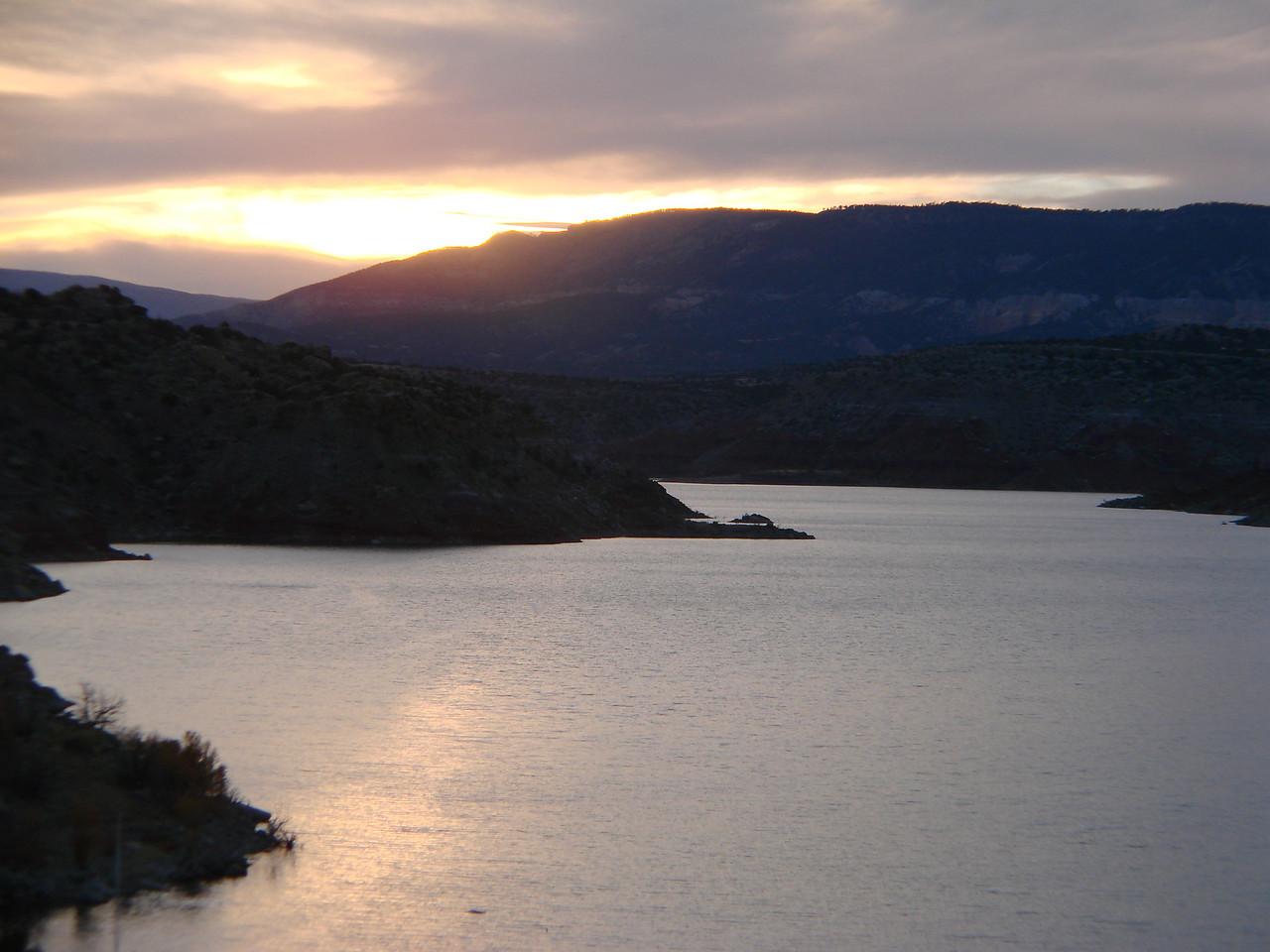 Casita del Lago, above Lake Abiquiu and Chama River, New Mexico  http://www.thecasitadellago.com/The_Casita_del_Lago/Home.html