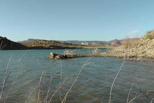 Casita del Lago, Abiquiu Lake, New Mexico 2013-04