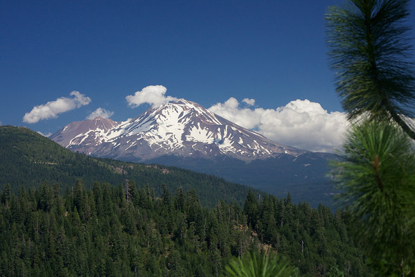 Mt. Shasta - Northern California