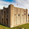 Castle Rising - Norfolk (October 2012)