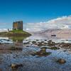 Castle Stalker - Loch Laich - Argyle & Bute, Scotland (April 2018)