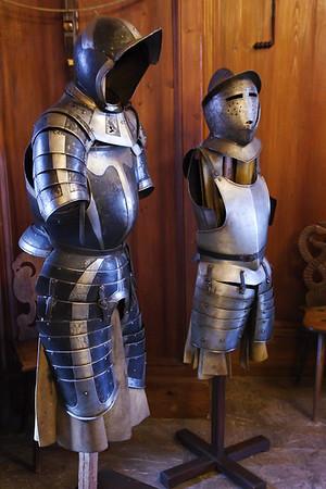 Armor - Castle of Haut-Koenigsbourg