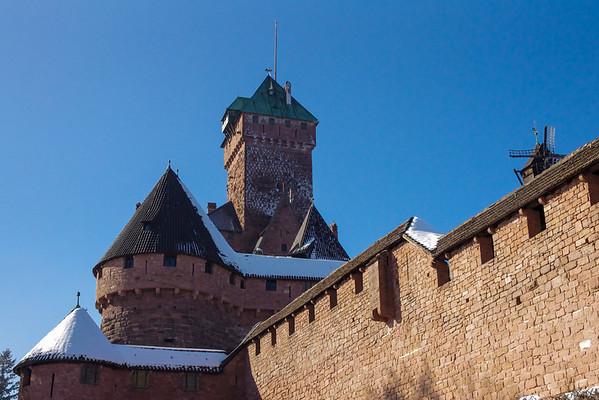 Castle of Haut-Koenigsbourg