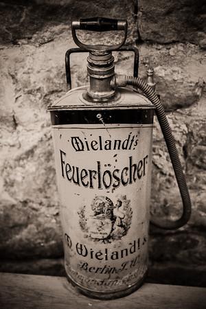 Extinguisher - Castle of Haut-Koenigsbourg