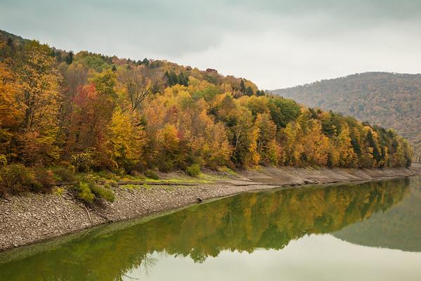New York:  Catskills Autumn